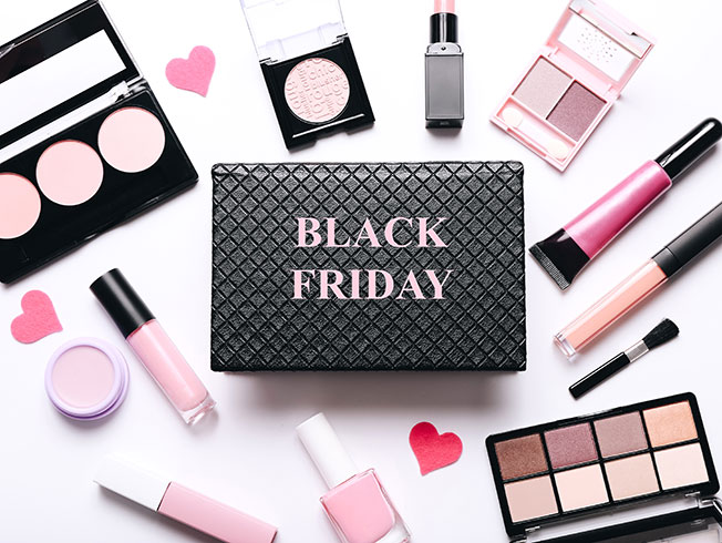 Cómo aprovechar el Black Friday 2019 con las mejores compras de belleza