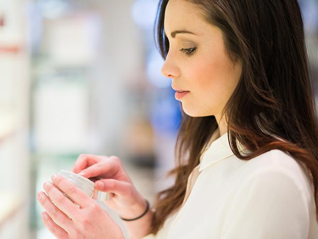 ¿Puede ser igual de efectiva una crema barata que una cara?