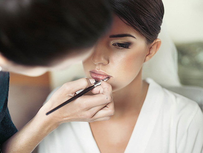 Los ocho errores de belleza más típicos de las novias