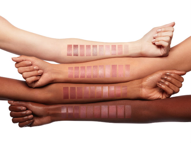 Pintalabios nude según tono de piel de Clinique