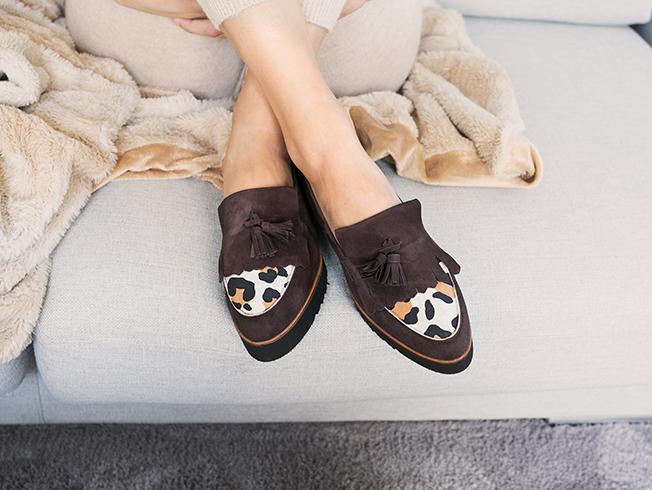 Los zapatos planos otoño-invierno 2019/20 que necesita tu armario