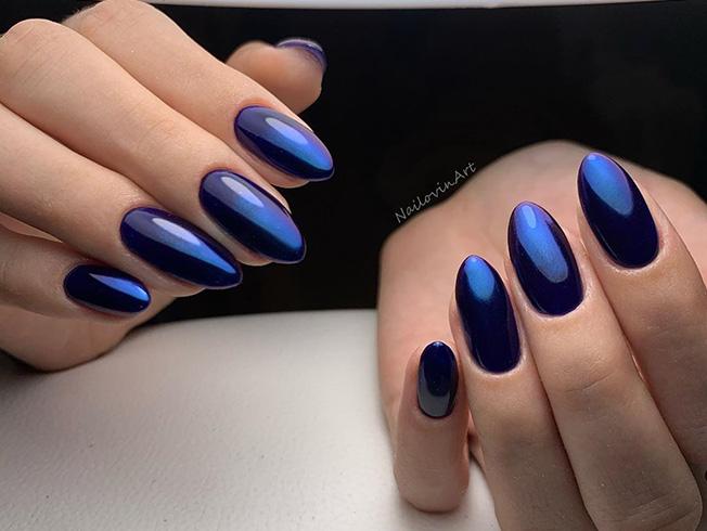Cómo integrar en tu maquillaje el Pantone 2020: Classic Blue