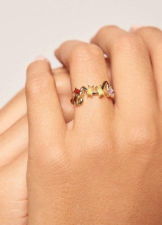 regalos joyeria reyes anillo piedras
