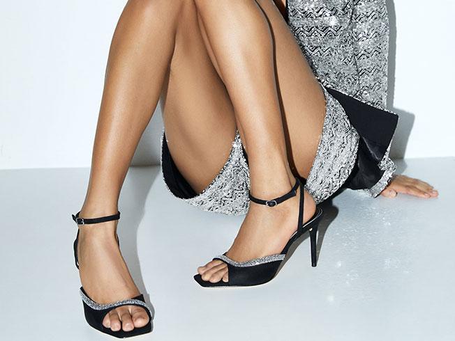Zapatos para Nochevieja: opciones para brillar en la noche del 31