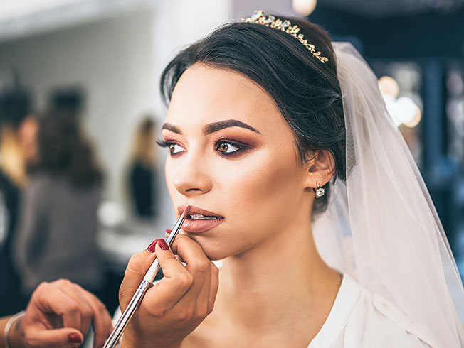 10 claves para que tu maquillaje de novia sea impecable