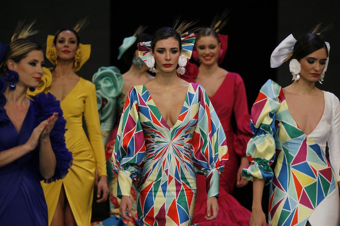 SIMOF 2020: el desfile de Ana Morón, en fotos