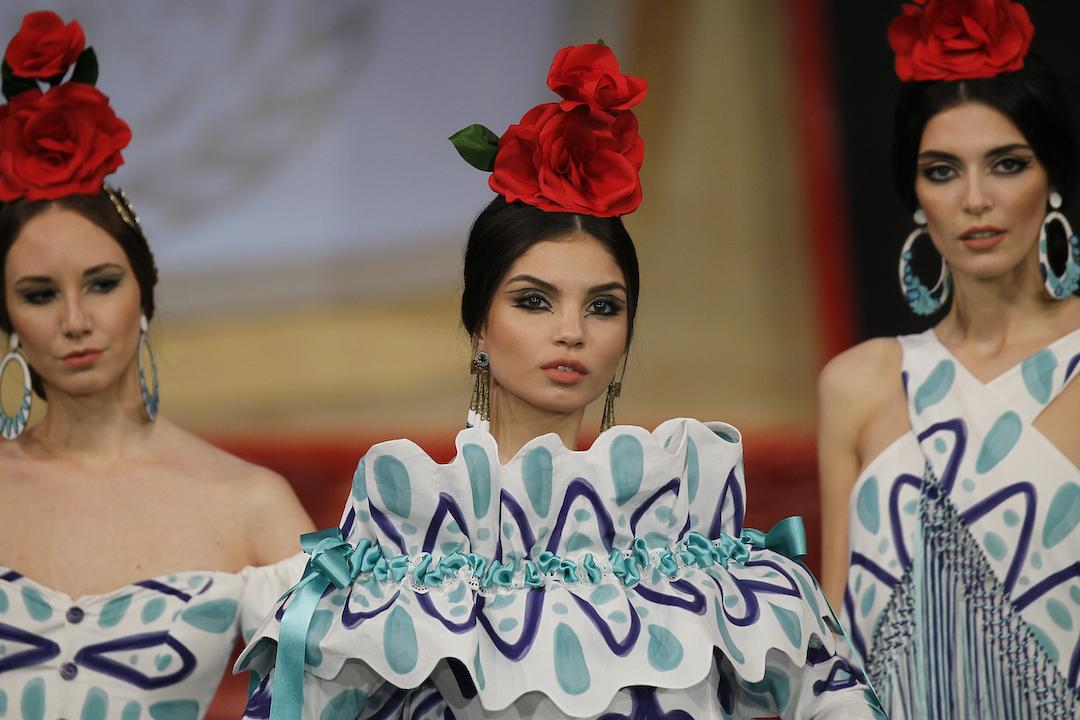 SIMOF 2020: el desfile de Antonio Gutiérrez, en fotos