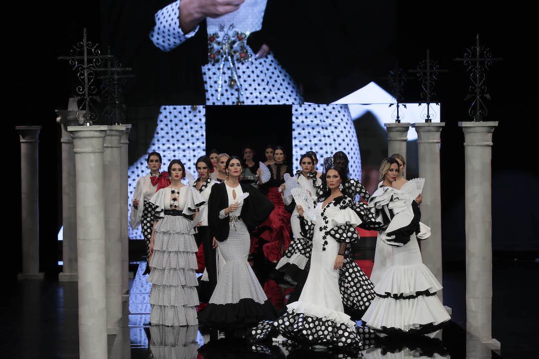 SIMOF 2020: el desfile de Javier García, en fotos