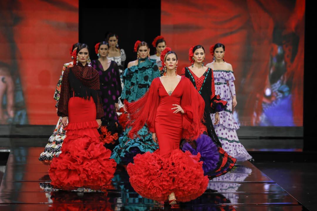 SIMOF 2020: el desfile de José Galvañ, en fotos