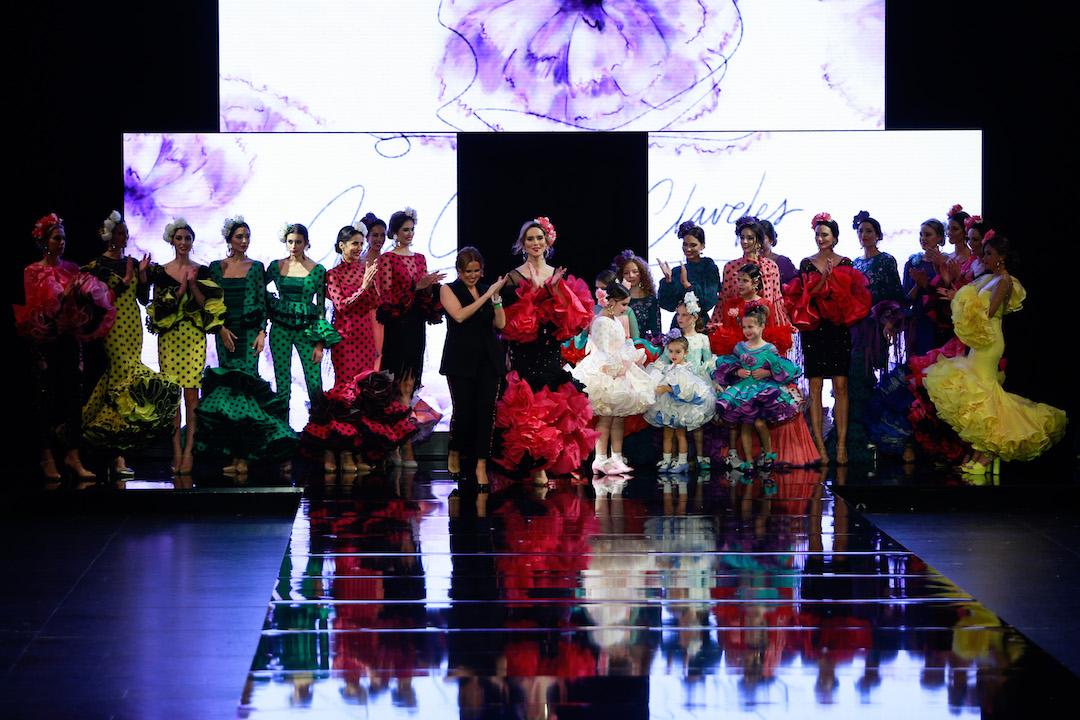 SIMOF 2020: el desfile de Sara de Benítez, en fotos