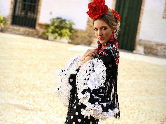 Tendencias de moda flamenca 2020