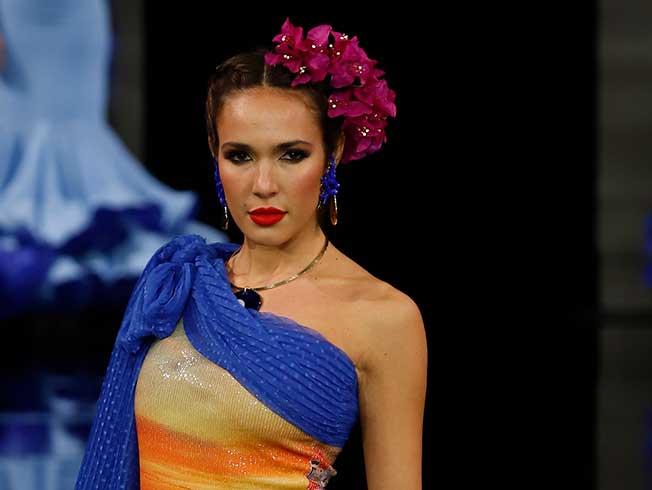 Peinados de SIMOF 2020: opciones para la flamenca, más allá del moño