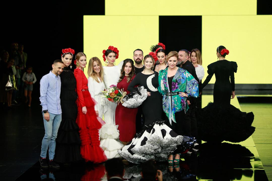SIMOF 2020: el desfile de Málaga de Moda, en fotos