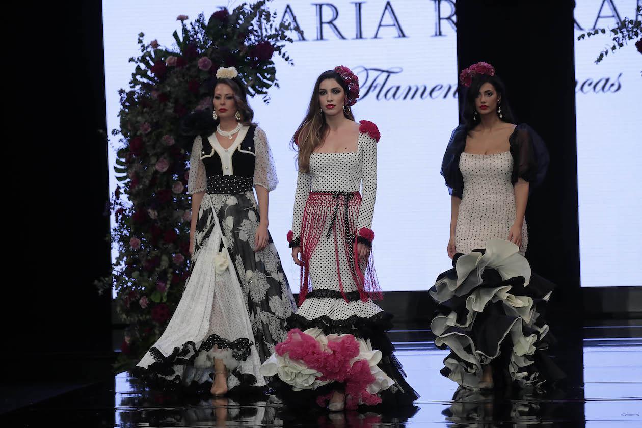 SIMOF 2020: el desfile de Flamencas María Ramírez, en fotos