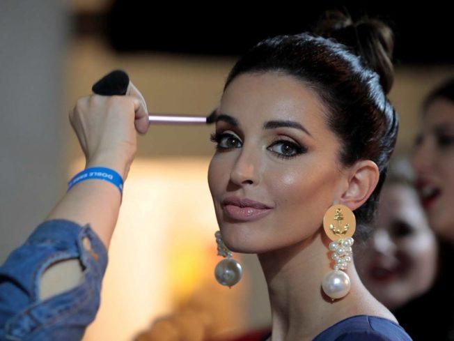 Tendencias en maquillaje para la flamenca vistas en SIMOF 2020