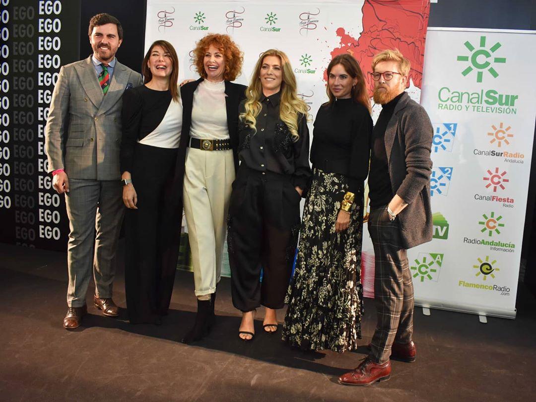 Programa Aguja Flamenca de Canal Sur