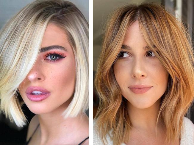 Cortes de pelo con movimiento para cabellos lisos