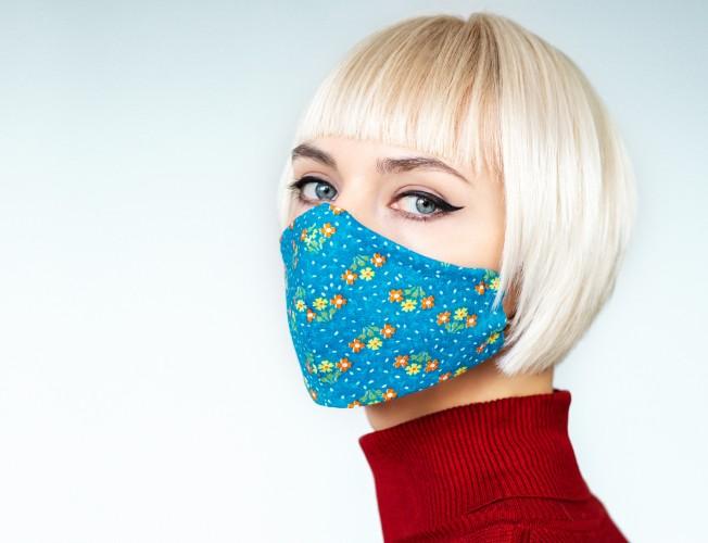 Maquillaje con mascarilla anti Covid-19
