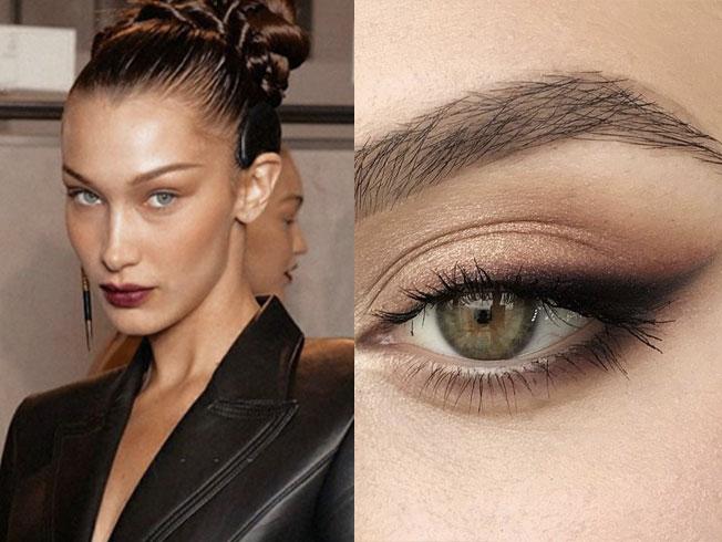 «Foxy eyes»: así es el maquillaje de ojos efecto «lifting» de moda