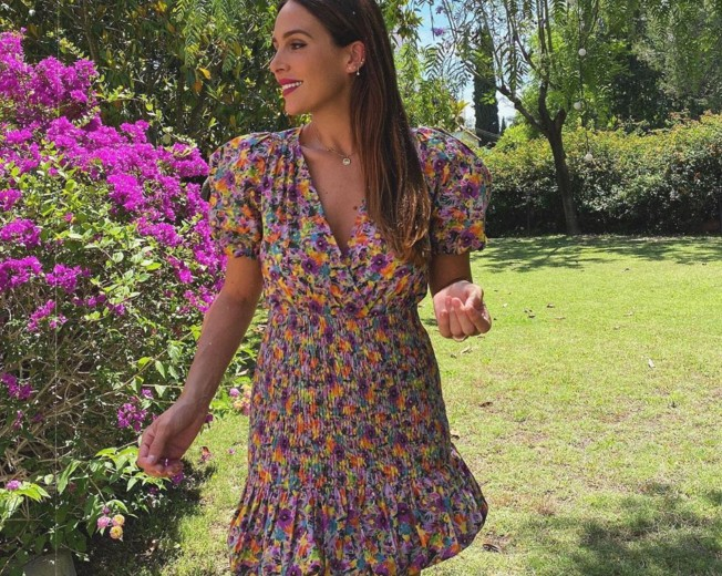 Vestidos de rebajas de Zara