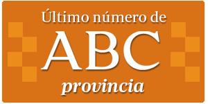 Último número de ABC provincia