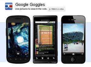Descubre con Google Goggles la realidad aumentada en tu Android