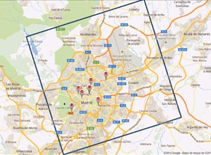 Descarga mapas de Google y consúltalos offline