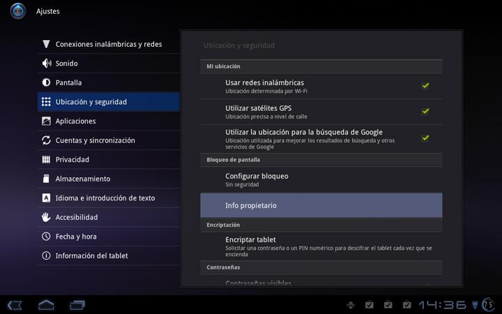 Deja Un Mensaje En La Pantalla De Bloqueo De Tu Android