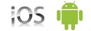 Se dispara la cuota de mercado de iOS y baja la de Android