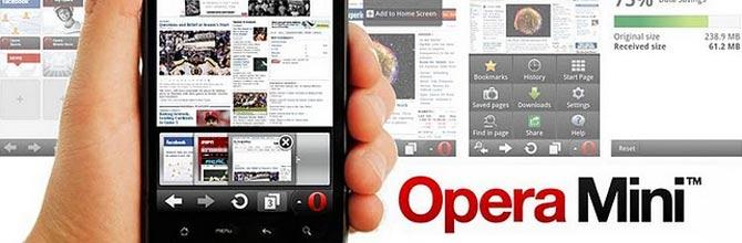 Rentabiliza al máximo tu conexión 3G con el navegador Opera Mini 6