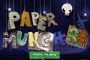 Diversión asegurada con las criaturas de Paper Munchers para iOS