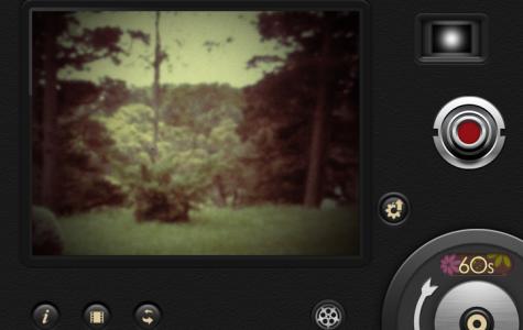 Lentes en 8mm Vintage Camera
