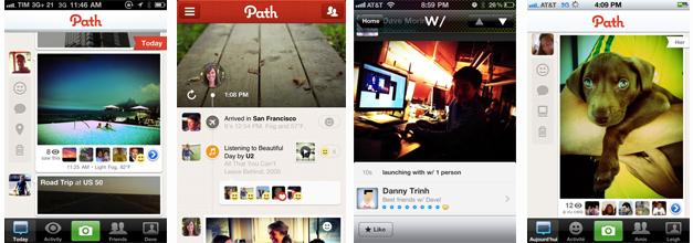 Path, una red de redes para amigos de verdad
