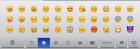 El teclado Emoji sin trucos o aplicaciones extras