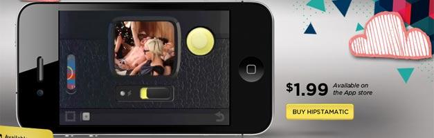 Hipstamatic convierte tu iOS en una cámara analógica para hacer fotos estilo retro