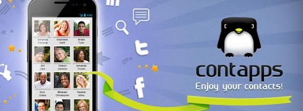Contapps: sincroniza todas tus redes de contactos en una sola aplicación