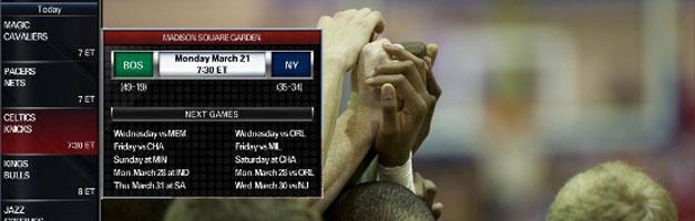 ESPN ScoreCenter: resultados de las ligas deportivas de todo el mundo