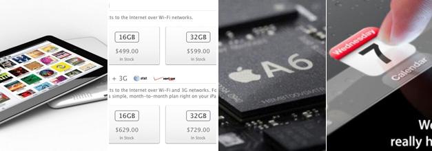 iPad 3: ¿con qué sorprenderá Apple el 7 de marzo?