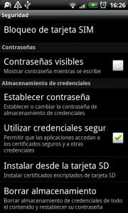 Asegura el acceso a tus contraseñas en Android, paso 5