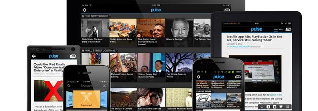 Pulse: Para estar al día de tus blogs favoritos a través de feeds