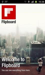 Flipboard para Android, cómo descargar e instalar, paso seis