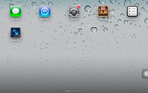 Grabar pantalla iPad con Display Recorder