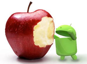 La venta en España de teléfonos Android alcanza el 87% del total