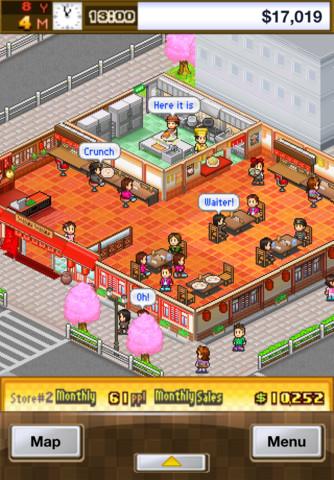 Cafeteria Nipponica, lo nuevo de Kairosoft, llega a iOS ...