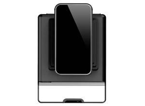 El iPhone sobre el complemento de Instalabs