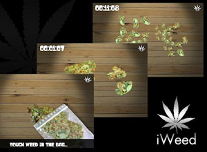 Capturas de iWeed para Android