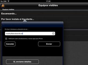 Cómo ver videos en streaming en iOS con VLC Streamer, paso 1