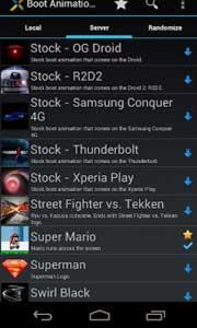 Personaliza el sistema de arranque de tu Android