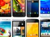 Ocho teléfonos con Stock Android