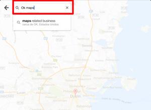 Cómo descargar mapas para utilizar Google Maps sin conexión a internet, precargando-mapa
